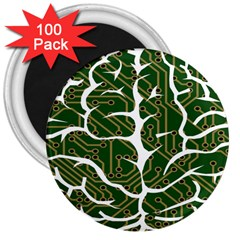 Circuit Anatomy 3  Magnets (100 Pack)