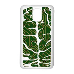Circuit Anatomy Samsung Galaxy S5 Case (white)
