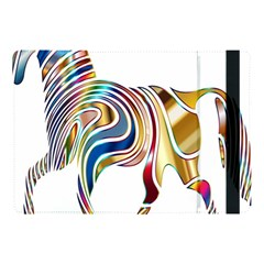 Horse Equine Psychedelic Abstract Apple Ipad Pro 10 5   Flip Case by Simbadda