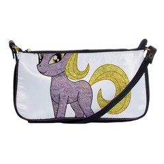 Unicorn Narwhal Mythical One Horned Shoulder Clutch Bags