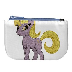 Unicorn Narwhal Mythical One Horned Large Coin Purse by Simbadda