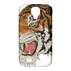 Tiger Tiger Png Lion Animal Samsung Galaxy S4 Classic Hardshell Case (pc+silicone)