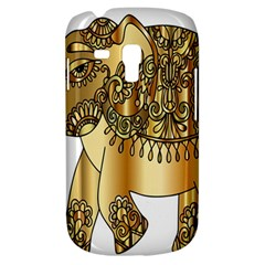 Gold Elephant Pachyderm Galaxy S3 Mini by Simbadda