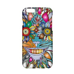Anthropomorphic Flower Floral Plant Apple Iphone 6/6s Hardshell Case