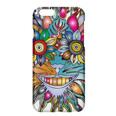 Anthropomorphic Flower Floral Plant Apple Iphone 6 Plus/6s Plus Hardshell Case by Simbadda