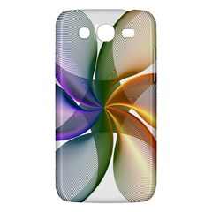 Abstract Geometric Line Art Samsung Galaxy Mega 5 8 I9152 Hardshell Case