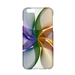 Abstract Geometric Line Art Apple Iphone 6/6s Hardshell Case