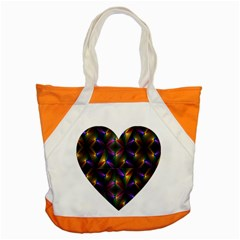 Heart Love Passion Abstract Art Accent Tote Bag