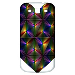 Heart Love Passion Abstract Art Samsung Galaxy S3 S Iii Classic Hardshell Back Case