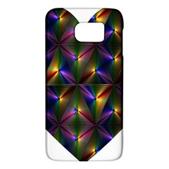 Heart Love Passion Abstract Art Galaxy S6