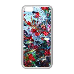 Eden Garden 5 Apple Iphone 5c Seamless Case (white) by bestdesignintheworld