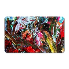 Eden Garden 6 Magnet (rectangular) by bestdesignintheworld