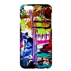Walk With A Dog 1/1 Apple Iphone 6 Plus/6s Plus Hardshell Case by bestdesignintheworld