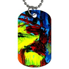Perfect Night  For Samurai 1 Dog Tag (two Sides) by bestdesignintheworld