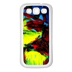 Perfect Night  For Samurai 1 Samsung Galaxy S3 Back Case (white) by bestdesignintheworld