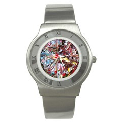 Eden Garden 1 Stainless Steel Watch by bestdesignintheworld