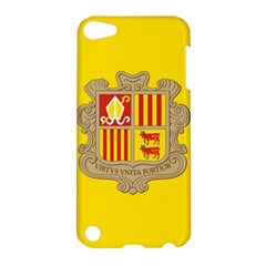 National Flag Of Andorra  Apple Ipod Touch 5 Hardshell Case by abbeyz71