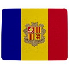 National Flag Of Andorra  Jigsaw Puzzle Photo Stand (rectangular) by abbeyz71