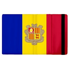 National Flag Of Andorra  Apple Ipad Pro 12 9   Flip Case by abbeyz71