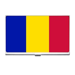 Civil Flag Of Andorra Business Card Holders by abbeyz71