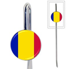 Civil Flag Of Andorra Book Mark by abbeyz71