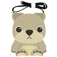 Animal Bear Cartoon Children Kids Shoulder Sling Bags by Simbadda