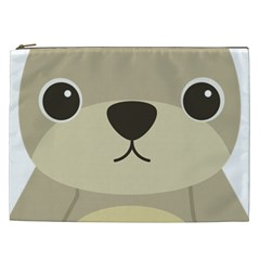 Animal Bear Cartoon Children Kids Cosmetic Bag (xxl)