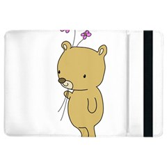 Cute Bear Cartoon Ipad Air 2 Flip
