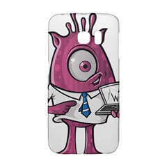 Business Education Logo Monster Galaxy S6 Edge