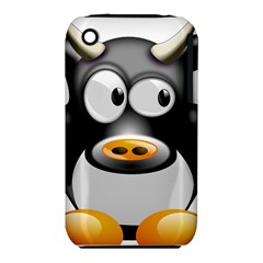 Cow Animal Mammal Cute Tux Iphone 3s/3gs