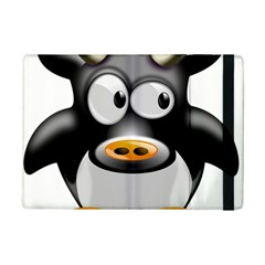 Cow Animal Mammal Cute Tux Ipad Mini 2 Flip Cases