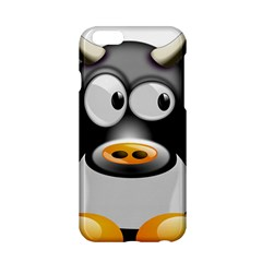 Cow Animal Mammal Cute Tux Apple Iphone 6/6s Hardshell Case