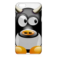 Cow Animal Mammal Cute Tux Iphone 6 Plus/6s Plus Tpu Case