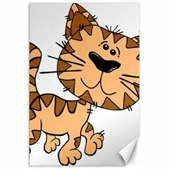 Cats Kittens Animal Cartoon Moving Canvas 20  X 30