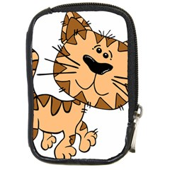Cats Kittens Animal Cartoon Moving Compact Camera Cases