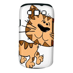 Cats Kittens Animal Cartoon Moving Samsung Galaxy S Iii Classic Hardshell Case (pc+silicone)