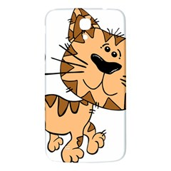 Cats Kittens Animal Cartoon Moving Samsung Galaxy Mega I9200 Hardshell Back Case