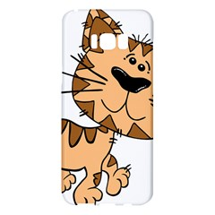 Cats Kittens Animal Cartoon Moving Samsung Galaxy S8 Plus Hardshell Case