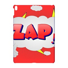 Comic Bubble Popart Cartoon Action Apple Ipad Pro 10 5   Hardshell Case by Simbadda