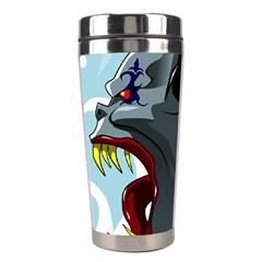 Demon Devil Evil Monster Alien Stainless Steel Travel Tumblers