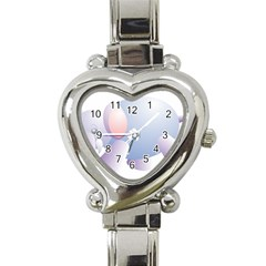 Elephant Heart Italian Charm Watch by Simbadda