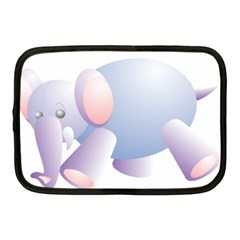 Elephant Netbook Case (medium)