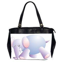 Elephant Office Handbags (2 Sides)