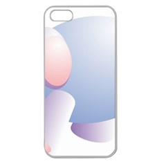Elephant Apple Seamless Iphone 5 Case (clear)