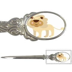Lion Cute Sketch Funny Letter Openers by Simbadda