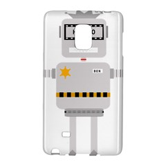 Robot Technology Robotic Animation Galaxy Note Edge