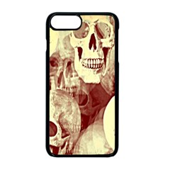 Skullsspooky Bywhacky Apple Iphone 8 Plus Seamless Case (black) by bywhacky