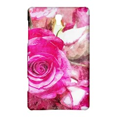 Rose Watercolour Bywhacky Samsung Galaxy Tab S (8 4 ) Hardshell Case  by bywhacky