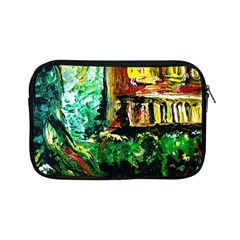 Old Tree And House With An Arch 5 Apple Ipad Mini Zipper Cases by bestdesignintheworld