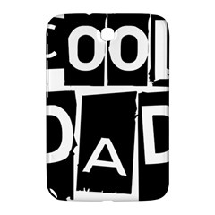 Cool Dad Typography Samsung Galaxy Note 8 0 N5100 Hardshell Case  by yoursparklingshop